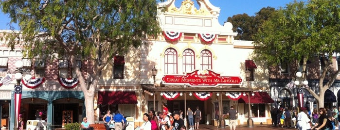 Main Street, U.S.A. is one of My BEST of the BEST!.