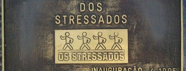 Praça dos Stressados is one of Ranna 님이 좋아한 장소.