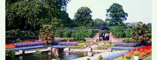 สวนเค็นซิงตัน is one of Best Parks In London.