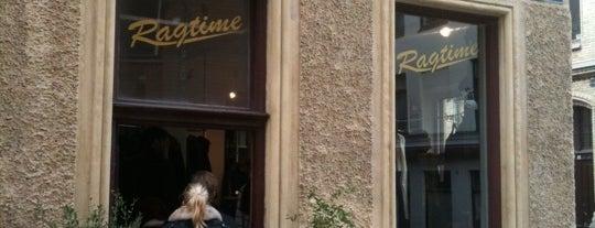 Ragtime is one of Göteborg.