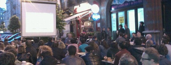 Chez Nous is one of Brussels Jazz Marathon (68 spots).