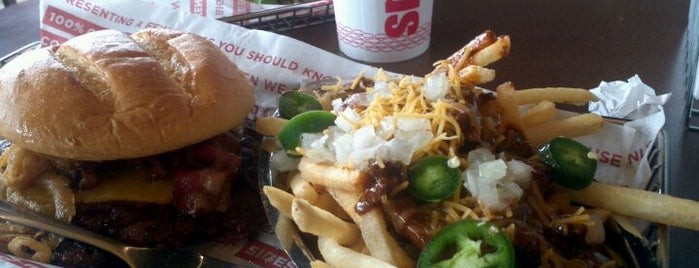 Smashburger is one of * Gr8 Burgers—Juicy 1s In The Dallas/Ft Worth Area.