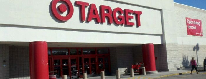 Target is one of Loredana's Liked Places.