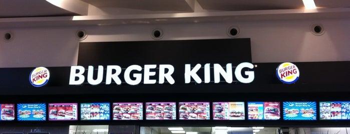 Burger King is one of Adana.