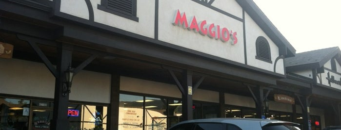Maggio's Pizza is one of Lau 님이 좋아한 장소.