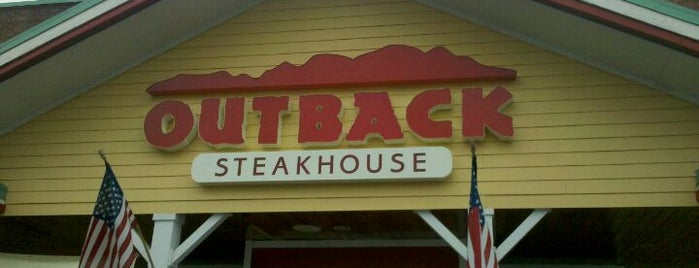 Outback Steakhouse is one of American.