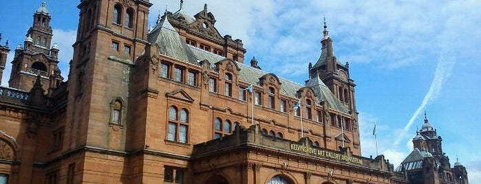 Kelvingrove Art Gallery and Museum is one of Inspired locations of learning.