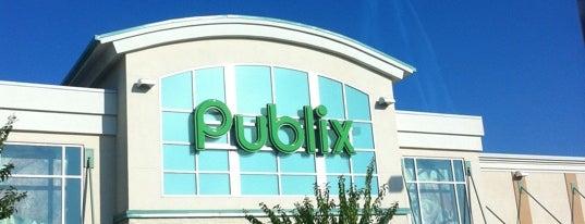 Publix is one of Lieux qui ont plu à Chaz.