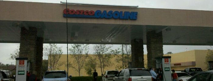 Costco Gasoline is one of Orte, die Joey gefallen.