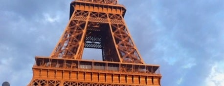 Tour Eiffel is one of B o n j O u r   P a r i s !.