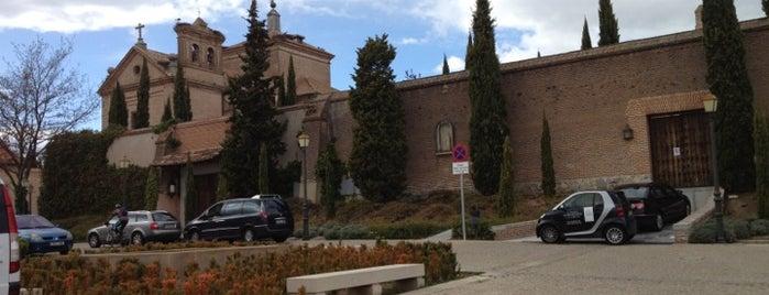 El Antiguo Convento is one of Prospeccion- Actualizada 2018.