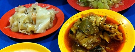 夜上海潮州粥 Ye Shang Hai Teochew Porridge is one of The Ultimate Chillout & Dining Experience Vol. I.