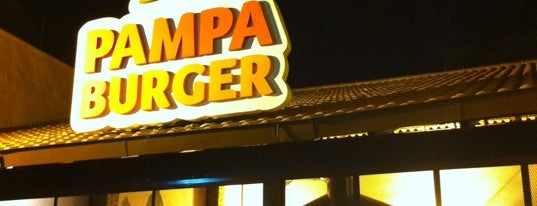 Pampa Burger is one of Favoritos.