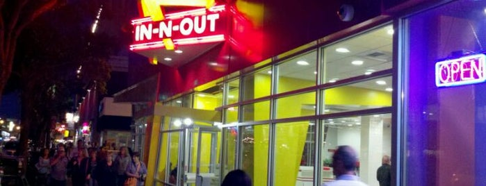 In-N-Out Burger is one of The Best of San Francisco!.