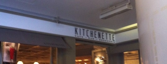 Kitchenette is one of Istanbul.