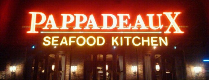 Pappadeaux Seafood Kitchen is one of Posti salvati di Nikkia J.