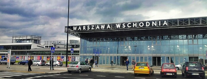 Warszawa Wschodnia is one of Posti salvati di Sevgi.