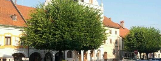 Glavni Trg is one of Orte, die Bruno gefallen.