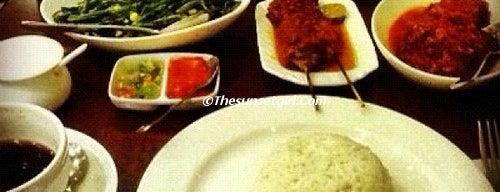Celebes Restaurant is one of JAKARTA Dining Extravaganza.