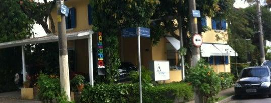 Casa de Livros is one of 200 programas para fazer em SP.