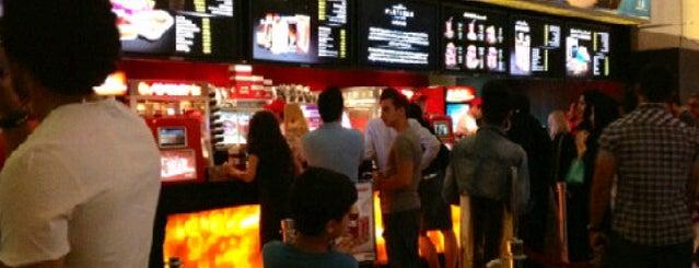 Platinum Movie Suites (Reel Cinemas) is one of Abu Dhabi & Dubai, United Arab emirates.