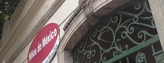Colegio Niños de Mèxico (Varones) is one of Posti che sono piaciuti a Raquel.