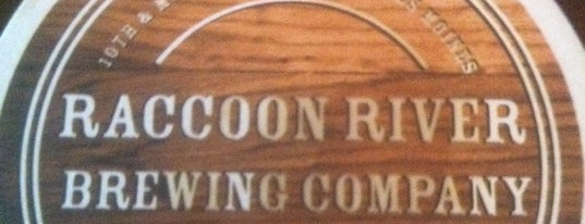 Raccoon River Brewing Company is one of An Iowa Brewery Tour.