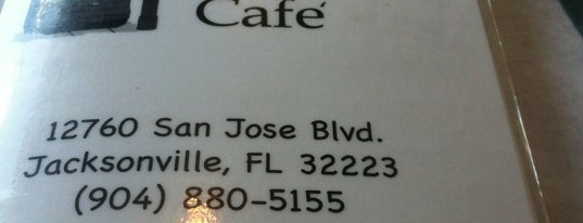 New Orleans Cafe is one of Places I want to eat.