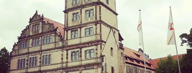 Schloss Brake - das Weserrenaissance-Museum is one of #111Karat - Kultur in NRW.