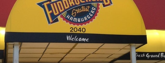 Fuddruckers is one of ESTHER'in Beğendiği Mekanlar.