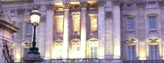 Palacio de Buckingham is one of World Sites.