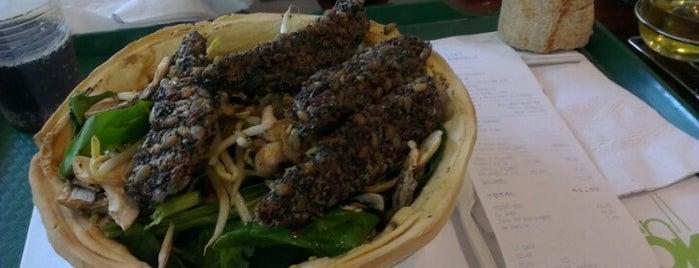 Green & wok is one of Lugares guardados de Melina.