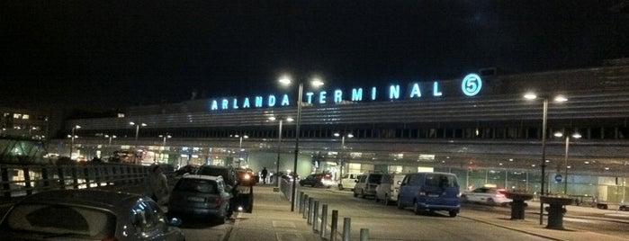 Stockholm-Arlanda Airport (ARN) is one of Airports in Europe, Africa and Middle East.