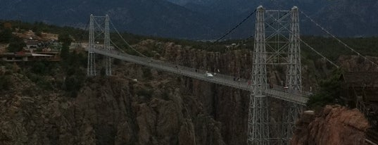 Royal Gorge Bridge and Park is one of Best Places to Check out in United States Pt 2.