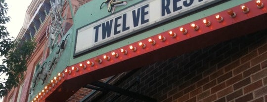 Twelve Restaurant is one of denver nothing.