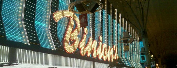 Binion's Gambling Hall is one of Vegas Death March.