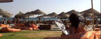 Alaçatı 11 Beach Club is one of Çeşme ve Deniz.