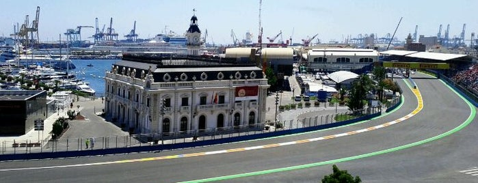 Circuit de Valencia is one of Bucket List for Gearheads.