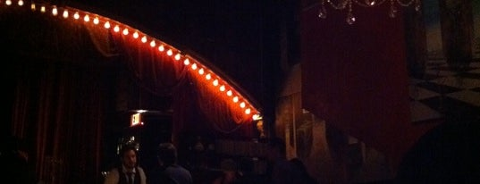Theater Bar is one of Speakeasy - Hidden spots.