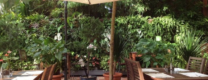 Ferringhi Garden Restaurant is one of SOUTH EAST ASIA Dining with a View.