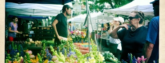 Mt. Pleasant Farmer's Market is one of ♥ Columbia Heights / Mt. Pleasant.