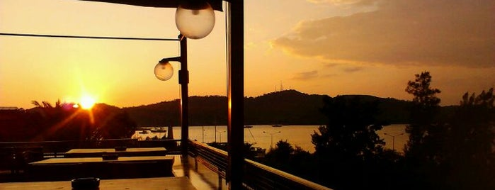 Cafe Park Teras is one of Fethiye/Meğri ⛵️.