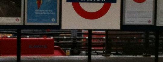 Plaistow London Underground Station is one of Underground Stations in London.