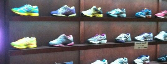 Running Away Multisport is one of Chicago's 10 Best Running Shops.