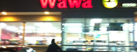Wawa is one of Food.