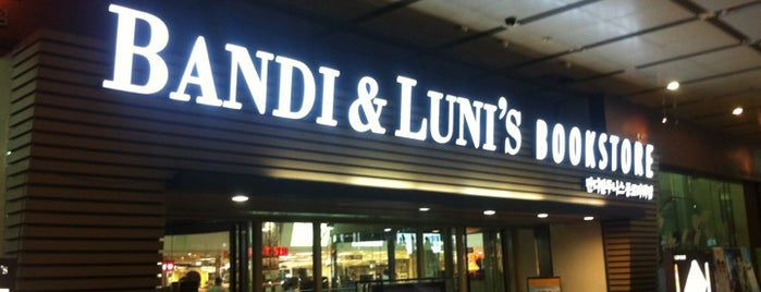 Bandi & Luni's is one of book-shop.