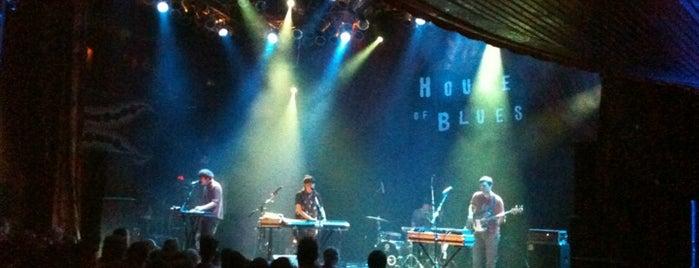 Chicago's Best Music Venues - 2012