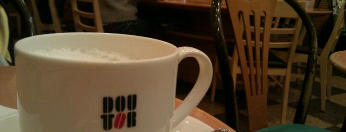 Doutor Coffee Shop is one of Masahiro : понравившиеся места.