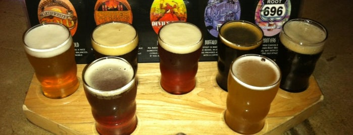 Copper Canyon Brewery is one of Breweries to Visit.