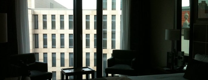 Hotel Eurostars Berlin is one of Berlin F.